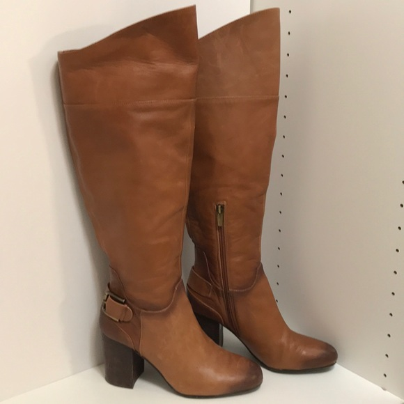 415a04fa23043 Vince Camuto Sidney Brown Over The Knee Boots 9M. M 5a3451ae3800c5c1da0182f0